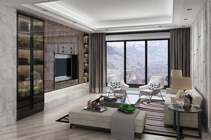 客厅装修应该如何装修?如何提高客厅装修的舒适体验?
